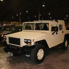 U.S. ARMY VEHICLE