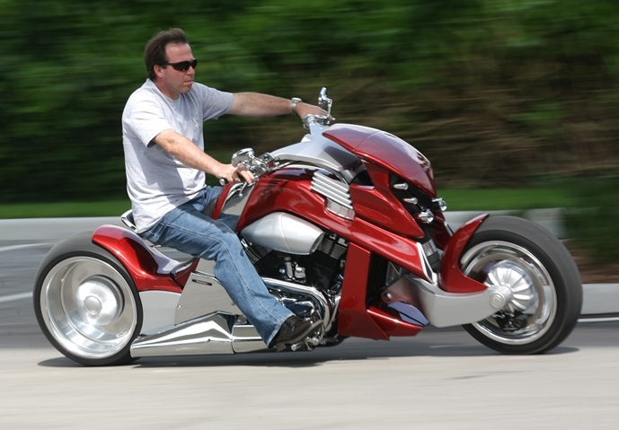 Coolest Motorcycle In The World